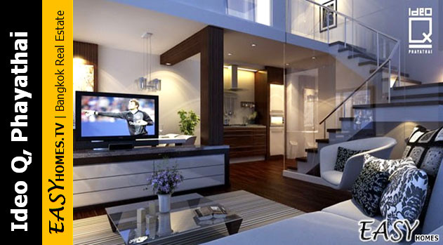 The Ideo Q Condominium, Phaya Thai