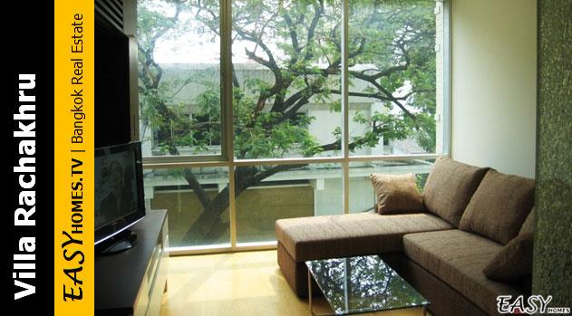 The Villa Rachakhru Condominium, Bangkok